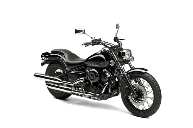 2015 Yamaha V Star 650 Custom in Fontana, California