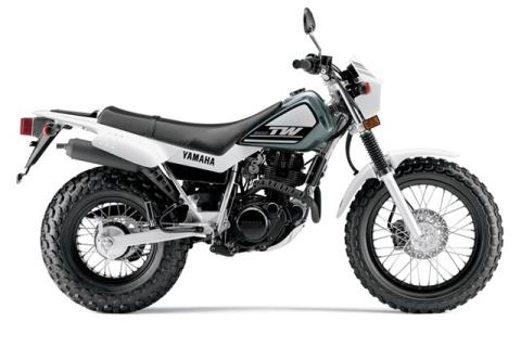2015 Yamaha TW 200 in New Bedford, Massachusetts
