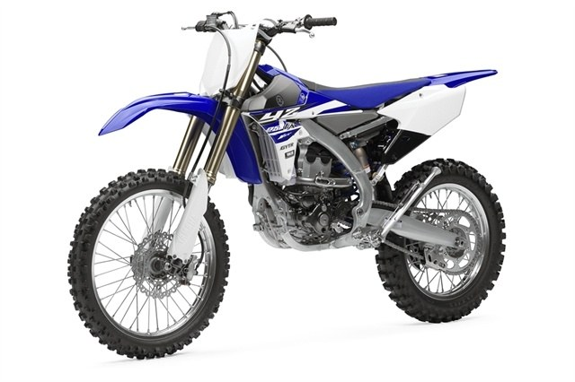 2015 Yamaha YZ250FX in Johnson Creek, Wisconsin