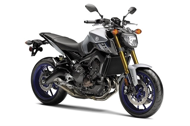 2015 Yamaha FZ-09 in Fontana, California