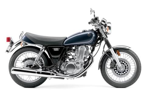 2015 Yamaha SR400 in Concord, New Hampshire