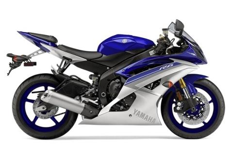 2015 Yamaha YZF-R6 in Concord, New Hampshire