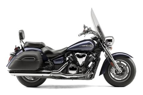 2015 Yamaha V Star 1300 Tourer in Fairview, Utah