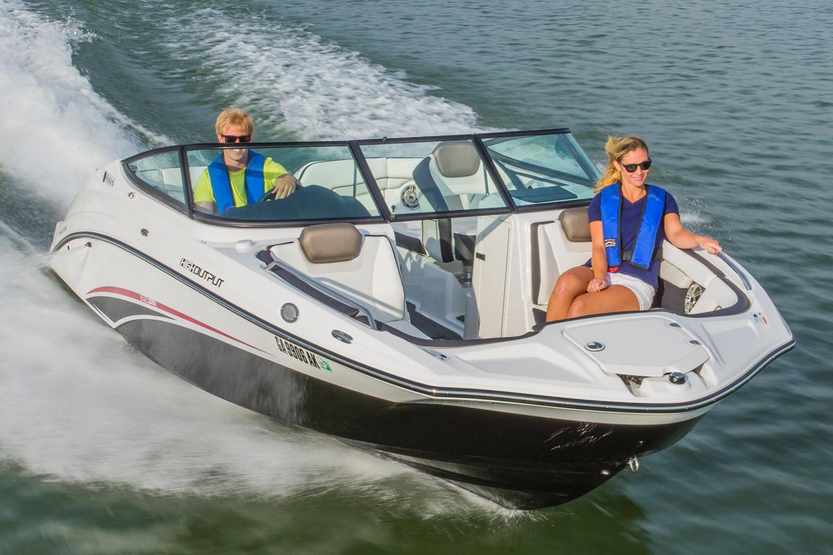 2015 Yamaha 212SS in South Windsor, Connecticut