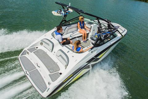 2015 Yamaha 212X in South Windsor, Connecticut