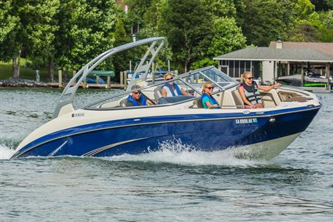2015 Yamaha 242 Limited S in South Windsor, Connecticut