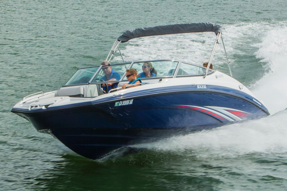 2015 Yamaha SX210 in South Windsor, Connecticut