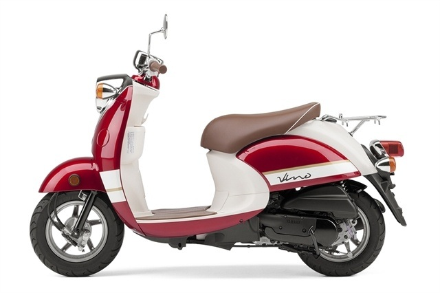 New 2015 yamaha vino classic scooters in knoxville tn for Honda and yamaha of knoxville