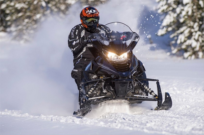 2015 Yamaha SRViper R-TX DX in Johnson Creek, Wisconsin