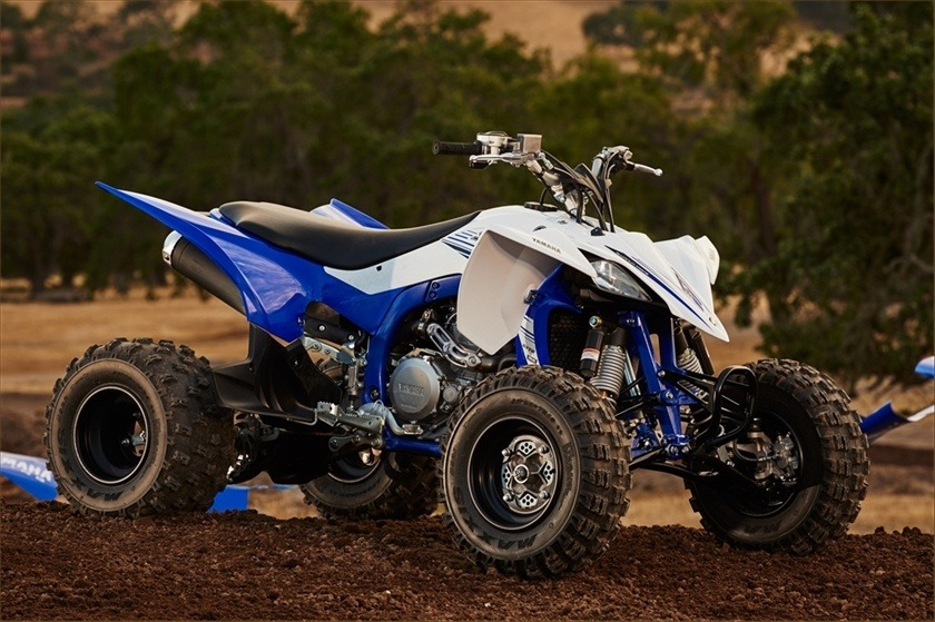 2016 yamaha yfz450r atvs decatur alabama yfz45ysxgl. Black Bedroom Furniture Sets. Home Design Ideas