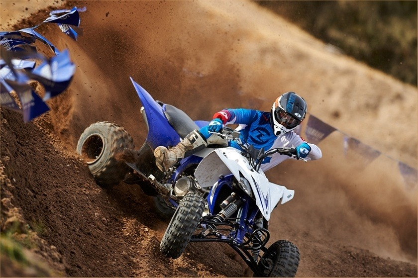 2016 Yamaha YFZ450R in Fontana, California