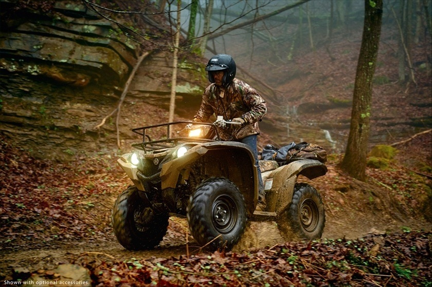 2016 Yamaha Grizzly in Johnson Creek, Wisconsin