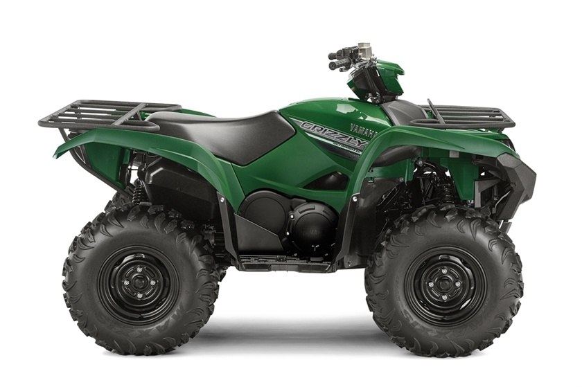 2016 Yamaha Grizzly® in Metuchen, New Jersey