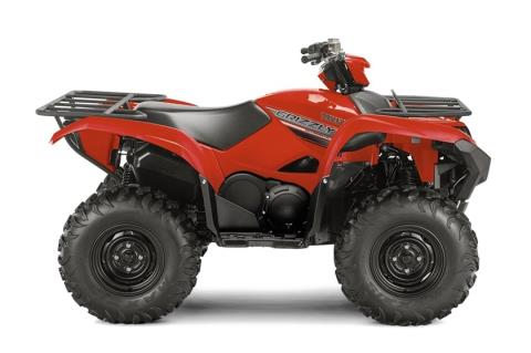 2016 Yamaha Grizzly® in Petersburg, West Virginia