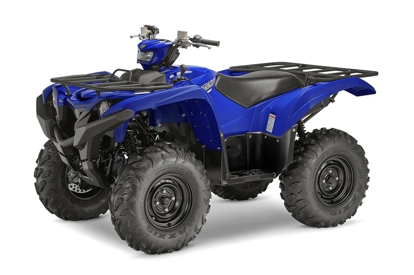 2016 Yamaha Grizzly EPS in Orlando, Florida