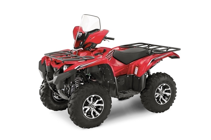 2016 Yamaha Grizzly EPS LE in Johnson Creek, Wisconsin