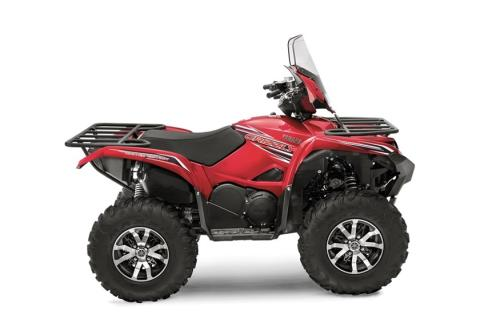 2016 Yamaha Grizzly® EPS LE in Johnson Creek, Wisconsin