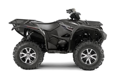 2016 Yamaha Grizzly® EPS SE in Johnson Creek, Wisconsin