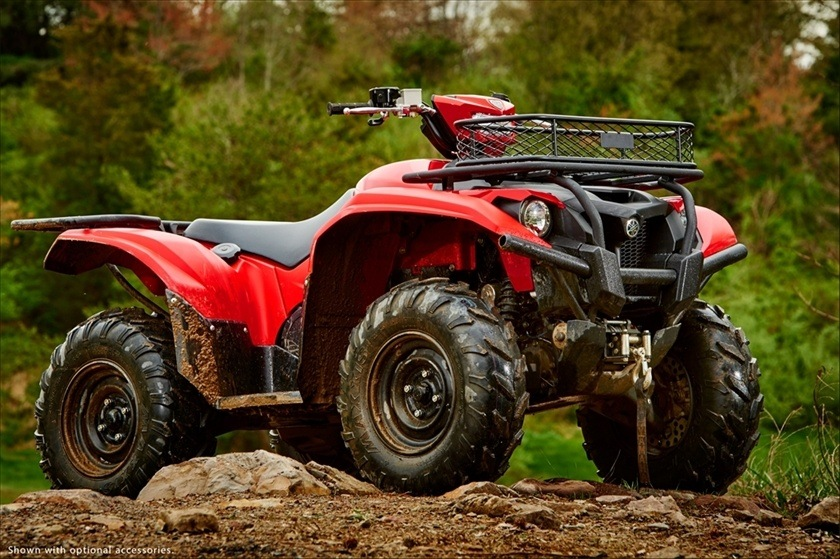 2016 Yamaha Kodiak™ 700 EPS in Fontana, California
