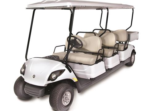 2016 Yamaha Concierge 6-Passenger (Electric) in Johnson Creek, Wisconsin