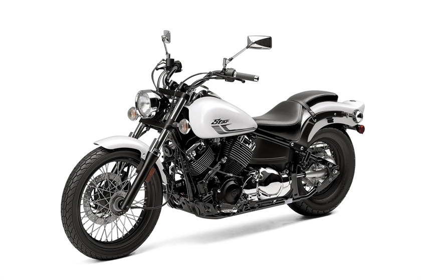 New 2016 yamaha v star 650 custom motorcycles in knoxville for Honda and yamaha of knoxville