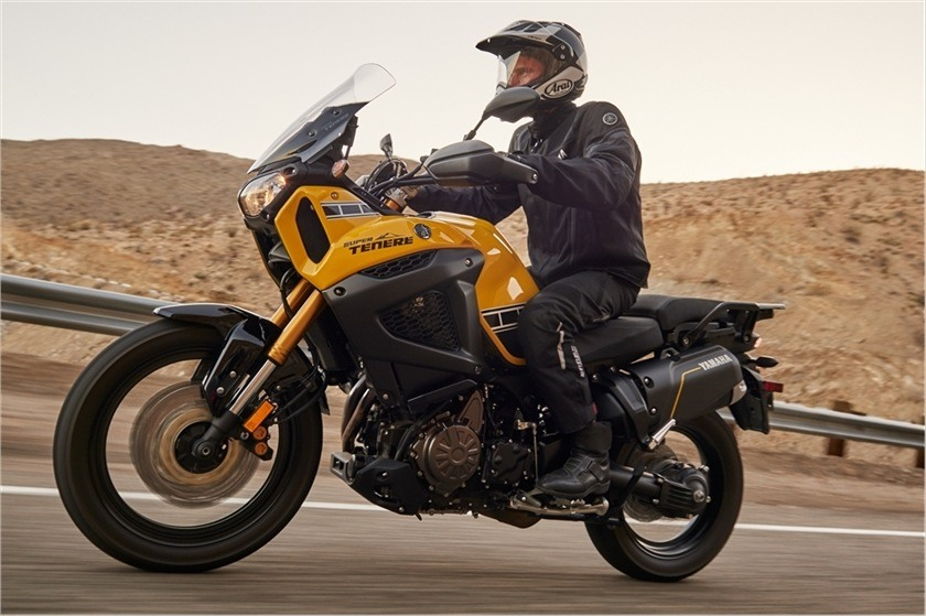 2016 Yamaha Super Ténéré in Fontana, California