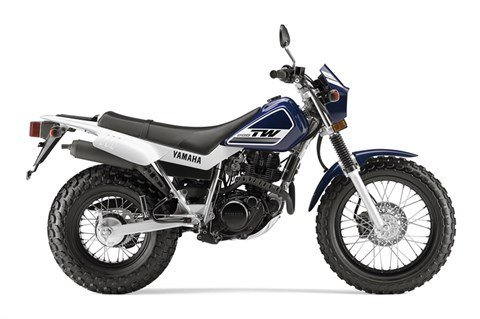 2016 Yamaha TW200 in Johnson Creek, Wisconsin