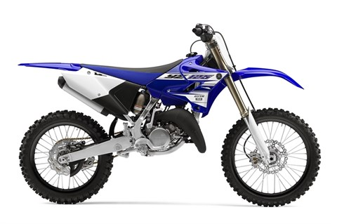 2016 Yamaha YZ125 in Fairview, Utah