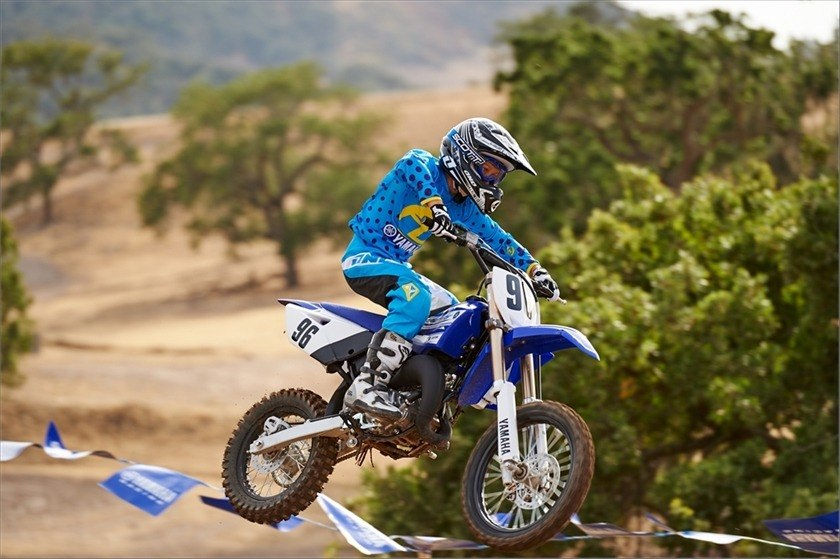 2016 yz autos post for Yamaha motorcycles okc