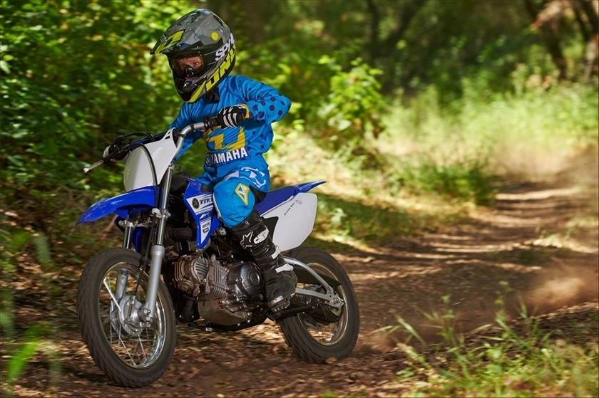 2016 Yamaha TT-R110E in Johnson Creek, Wisconsin