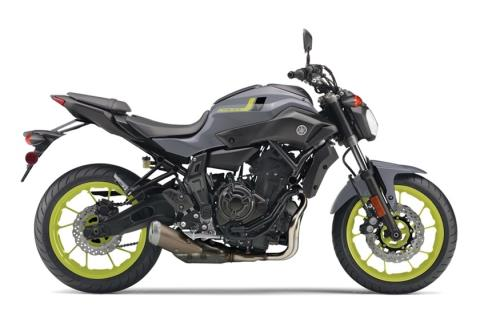 2016 Yamaha FZ-07 in Oakdale, New York