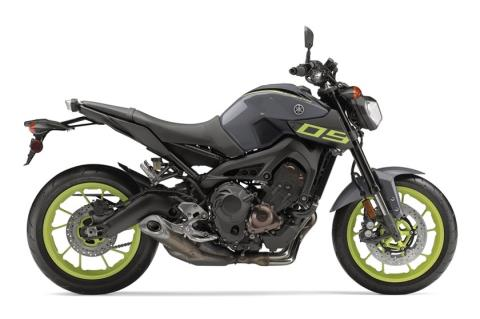 2016 Yamaha FZ-09 in Oakdale, New York