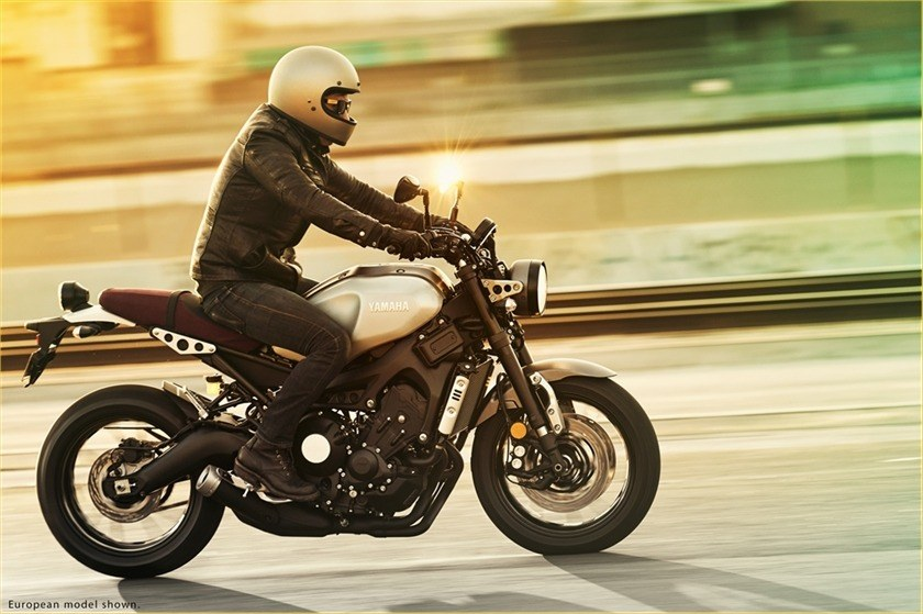 2016 Yamaha XSR900 in Fontana, California