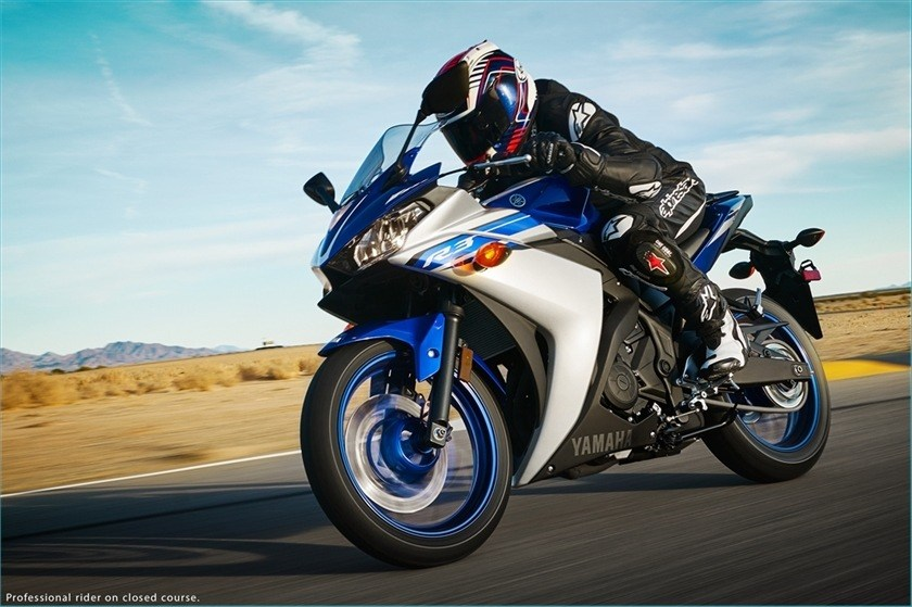 2016 yamaha yzf r3 for sale rockwall tx 537474. Black Bedroom Furniture Sets. Home Design Ideas