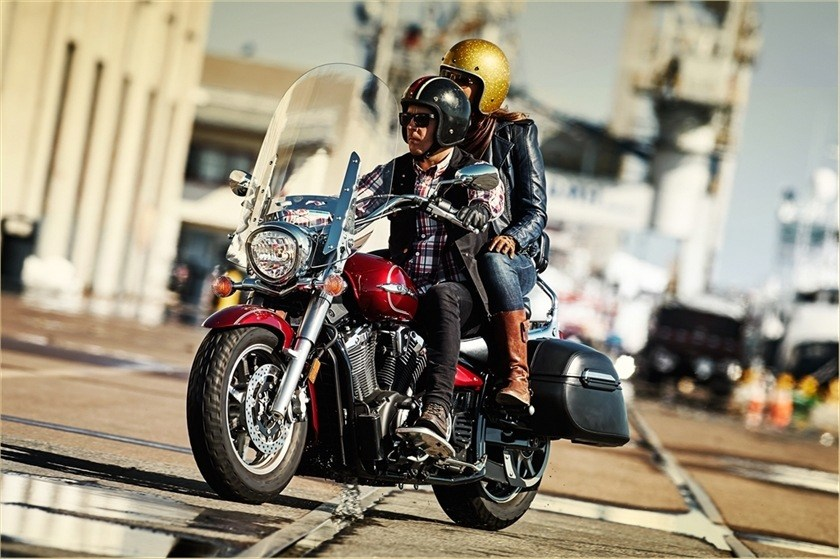 2016 Yamaha V Star 1300 Tourer in Fontana, California