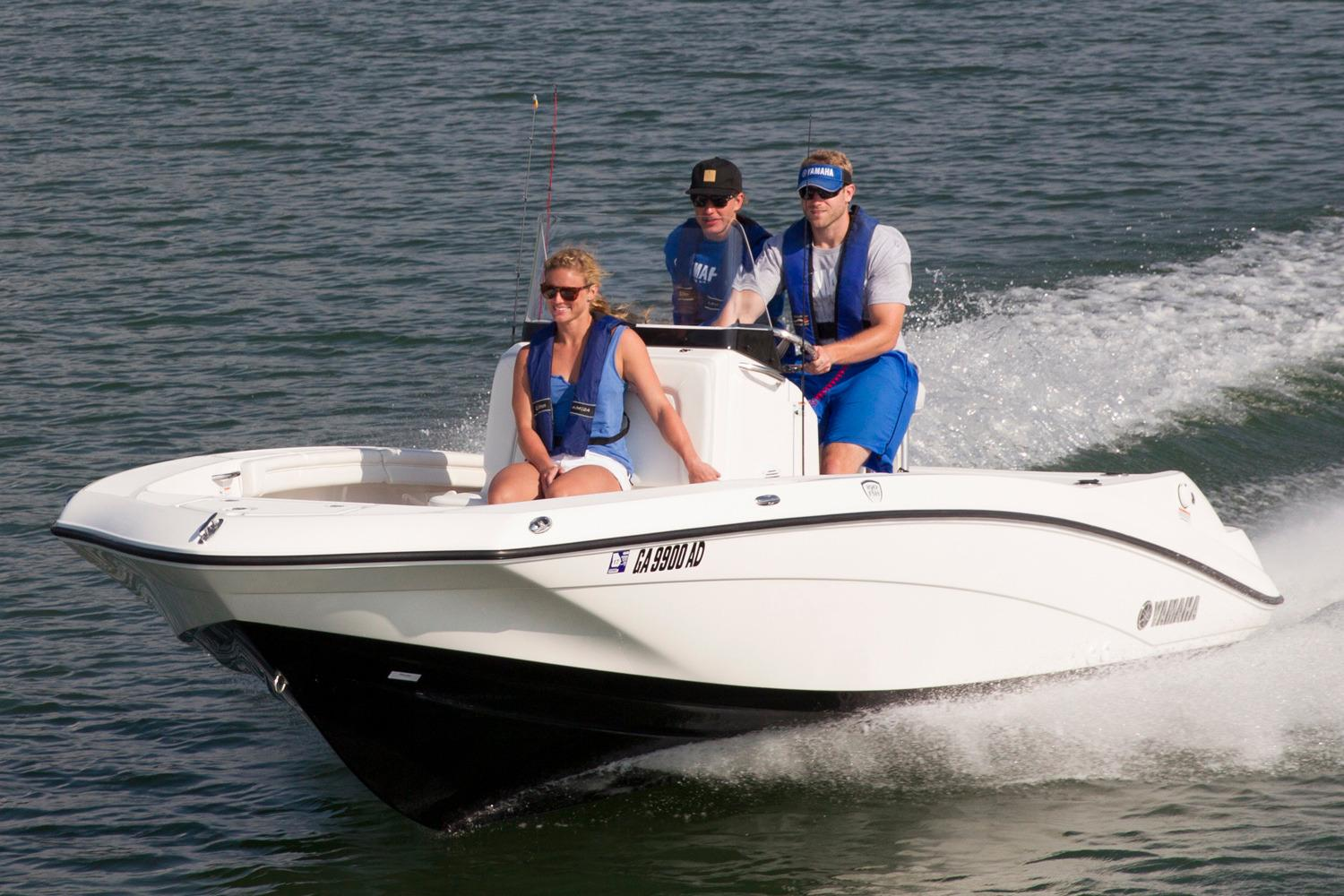 2016 Yamaha 190 FSH in South Windsor, Connecticut