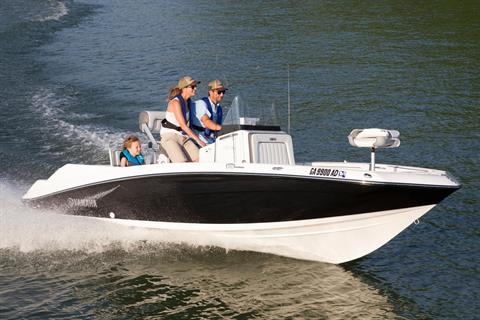 2016 Yamaha 190 FSH Deluxe in South Windsor, Connecticut