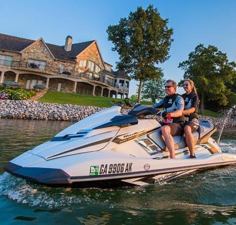 2016 Yamaha FX Cruiser SVHO in South Windsor, Connecticut