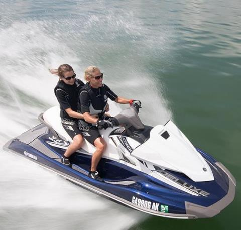 2016 Yamaha VX Deluxe in South Windsor, Connecticut