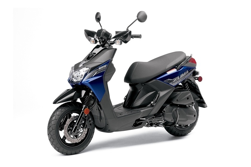 new 2016 yamaha zuma 125 scooters in daytona beach fl. Black Bedroom Furniture Sets. Home Design Ideas