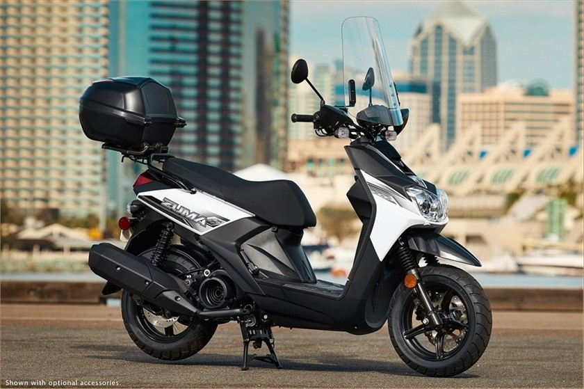 new 2016 yamaha zuma 125 scooters in saint petersburg fl