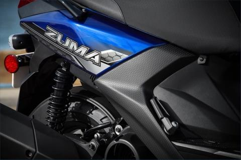 2016 Yamaha Zuma 125 in Johnson Creek, Wisconsin