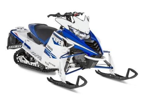 2016 Yamaha SRViper L-TX SE in Utica, New York