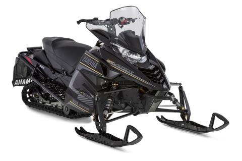 2016 Yamaha SRViper R-TX DX in Appleton, Wisconsin