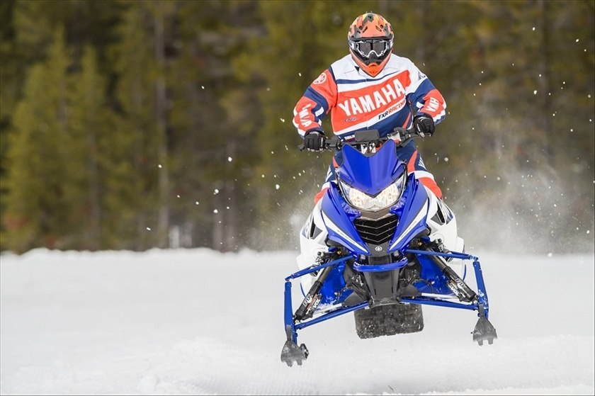 2016 Yamaha SRViper R-TX LE in Johnson Creek, Wisconsin