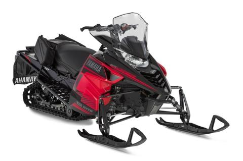 2016 Yamaha SRViper S-TX 137 DX in Concord, New Hampshire