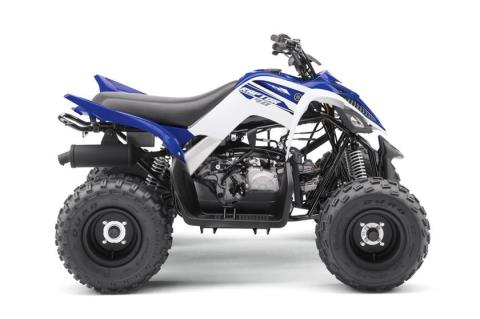 2017 Yamaha Raptor 90 in Brooksville, Florida