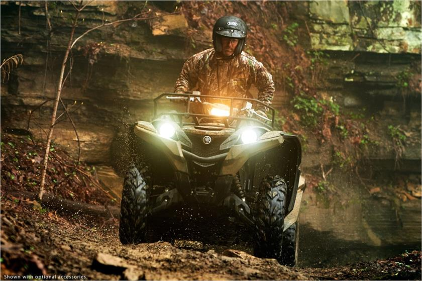 2017 Yamaha Grizzly EPS in Bemidji, Minnesota
