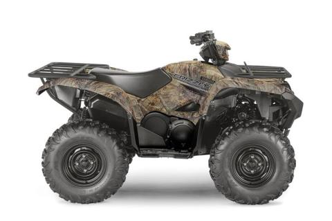 2017 Yamaha Grizzly EPS in Menomonie, Wisconsin