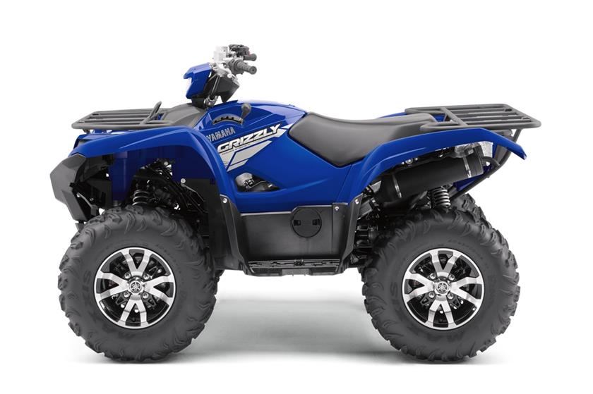 New 2017 yamaha grizzly eps atvs in mount vernon oh